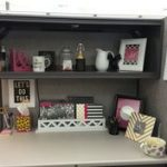 : Cubicle decor you can look how to hang a picture frame on a cubicle wall you can look office cubicle christmas decor
