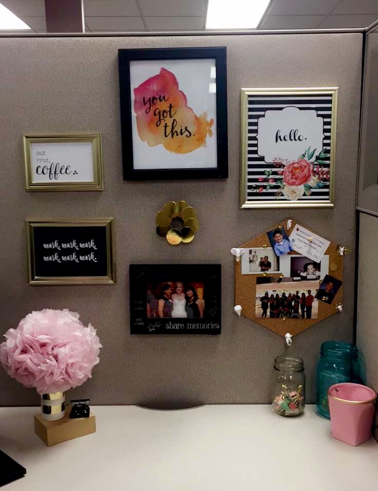 Cubicle decor you can look how to hang pictures on fabric cubicle walls you can look decorating cubicle walls with fabric
