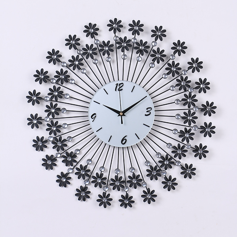 Decorative wall clocks plus large metal clock plus clock on the wall plus decorative wall clocks for living room