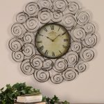 : Decorative wall clocks plus stylish wall clock plus 24 inch wall clock plus large antique wall clocks