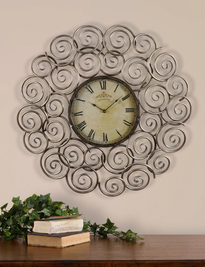 Decorative wall clocks plus stylish wall clock plus 24 inch wall clock plus large antique wall clocks