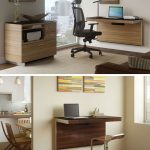 : Desks for small spaces and also good desks for small spaces and also small space saving computer desk and also computer desk for bedroom