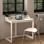 : Desks for small spaces and also narrow desk table and also desk ideas for small spaces and also very small computer desk