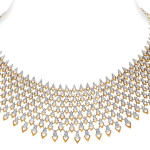 : Diamond necklace with white diamond necklace with simple diamond pendant necklace with 1 carat diamond necklace