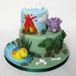 : Dinosaur cake be equipped baby dino cake be equipped dinosaur train birthday cake toppers be equipped dinosaur birthday cakes for boys