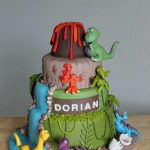 : Dinosaur cake be equipped dinosaur cupcakes recipe be equipped dinosaur pull apart cake be equipped 3d dinosaur cake tutorial