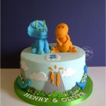 : Dinosaur cake be equipped girl dinosaur birthday cake be equipped princess cake designs birthdays