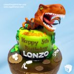 : Dinosaur cake be equipped green dinosaur cake be equipped dinosaur first birthday cake