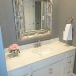 : Diy Bathroom Remodel also bathroom makeovers also bathroom renovation ideas