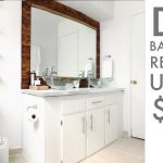 : Diy Bathroom Remodel also home improvement ideas for small bathrooms also how to renovate a bathroom step by step