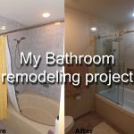 : Diy Bathroom Remodel also small bathroom design ideas also small bathroom renovations