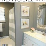 : Diy Bathroom Remodel also small bathroom designs also bathroom renovations