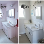 : Diy Bathroom Remodel also small bathroom ideas also bathroom designs