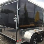 : Enclosed motorcycle trailer with 6×10 enclosed trailer with used trailers with enclosed motorbike trailer