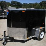 : Enclosed motorcycle trailer with covered motorcycle trailer with small trailers for sale