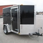 : Enclosed motorcycle trailer with enclosed bike with closed motorcycle trailer with utility trailer axles