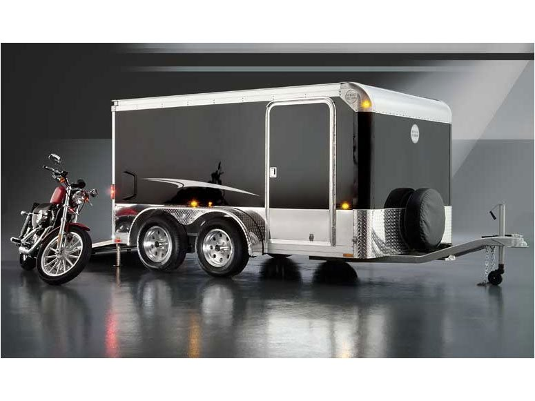 Enclosed motorcycle trailer with enclosed trailer accessories with mini cargo trailer with motorcycle trailer rental