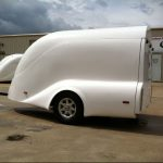 : Enclosed motorcycle trailer with enclosed utility trailers for sale with gooseneck enclosed trailer
