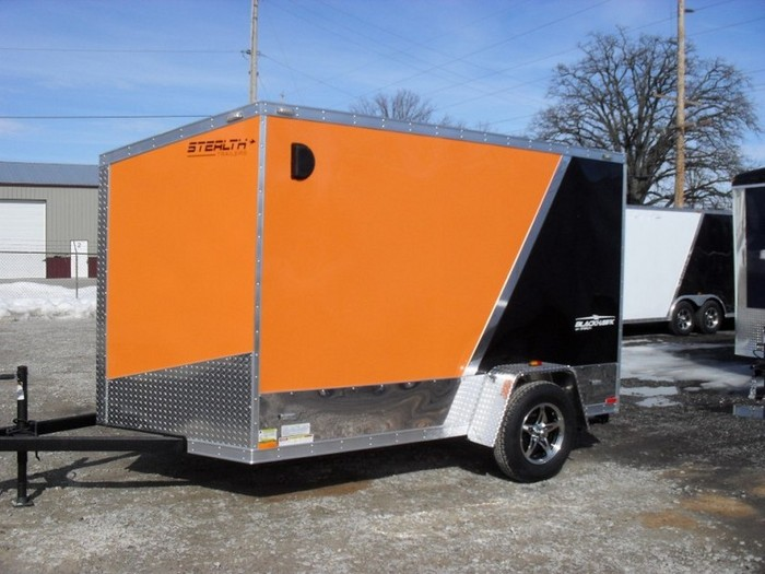 Enclosed motorcycle trailer with motorcycle cover with enclosed atv trailers with enclosed landscape trailers