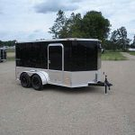 : Enclosed motorcycle trailer with motorcycle hauler trailer with best motorcycle trailer