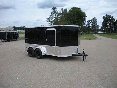Enclosed motorcycle trailer with motorcycle hauler trailer with best motorcycle trailer