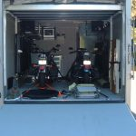 : Enclosed motorcycle trailer with utility trailer manufacturers with enclosed trailer door
