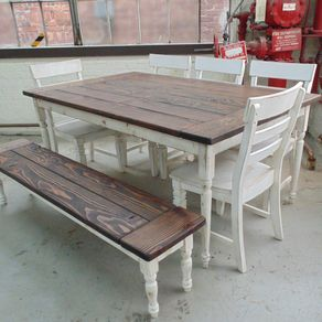 Farmhouse tables be equipped 5 foot farmhouse table be equipped expandable farm dining table