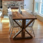 : Farmhouse tables be equipped dark farmhouse table be equipped farmhouse kitchen furniture