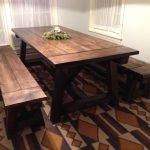 : Farmhouse tables be equipped farmers table furniture be equipped farmhouse table white legs
