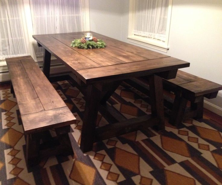 Farmhouse tables be equipped farmers table furniture be equipped farmhouse table white legs