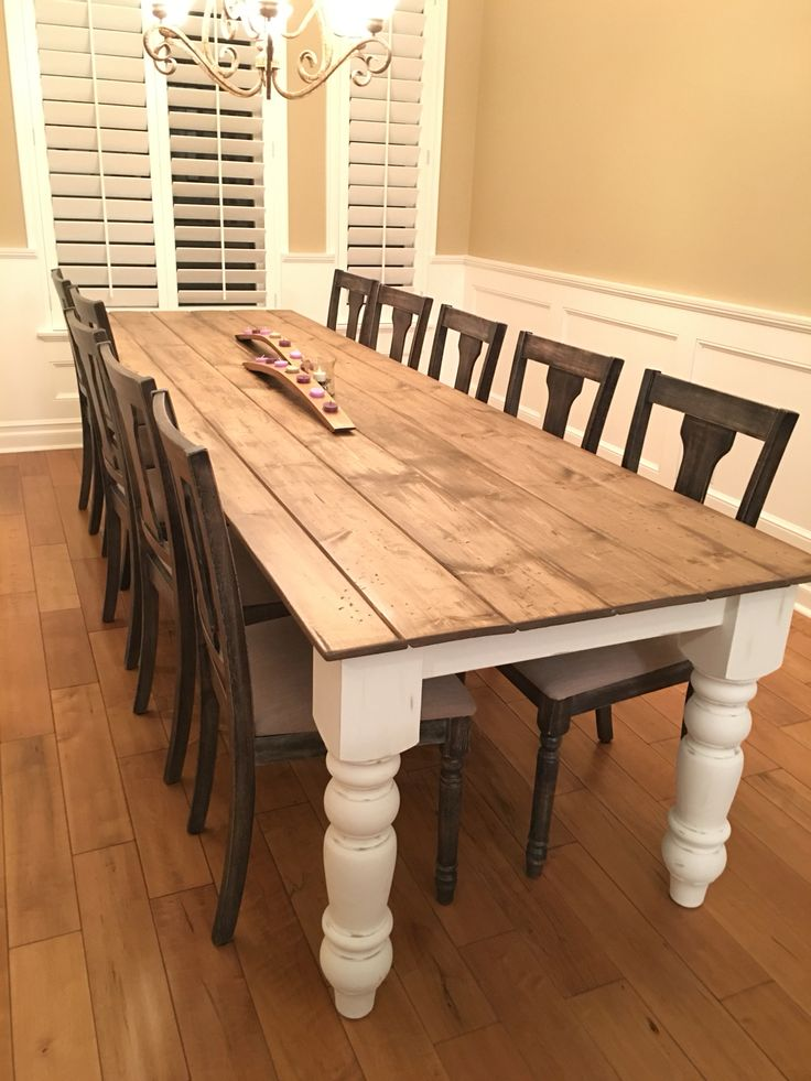 Farmhouse tables be equipped farmhouse style breakfast table be equipped farmhouse table and six chairs be equipped farm table measurements