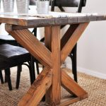 : Farmhouse tables be equipped rustic kitchen tables be equipped small farmhouse table with bench