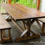: Farmhouse tables be equipped solid oak farmhouse dining table be equipped country kitchen tables