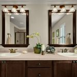 : Framed Bathroom Mirrors also Bathroom vanity mirror also wood framed bath mirrors