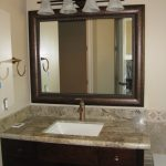 : Framed Bathroom Mirrors also affordable bathroom mirrors also wide bathroom mirror also vintage bathroom mirror