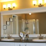 : Framed Bathroom Mirrors also large framed bathroom mirrors also large white mirror