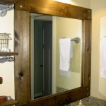 : Framed Bathroom Mirrors also small bathroom wall mirrors also mirror panels also inexpensive mirrors