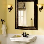 : Framed Bathroom Mirrors also small decorative mirrors also frame with mirror also framed wall mirrors decorative