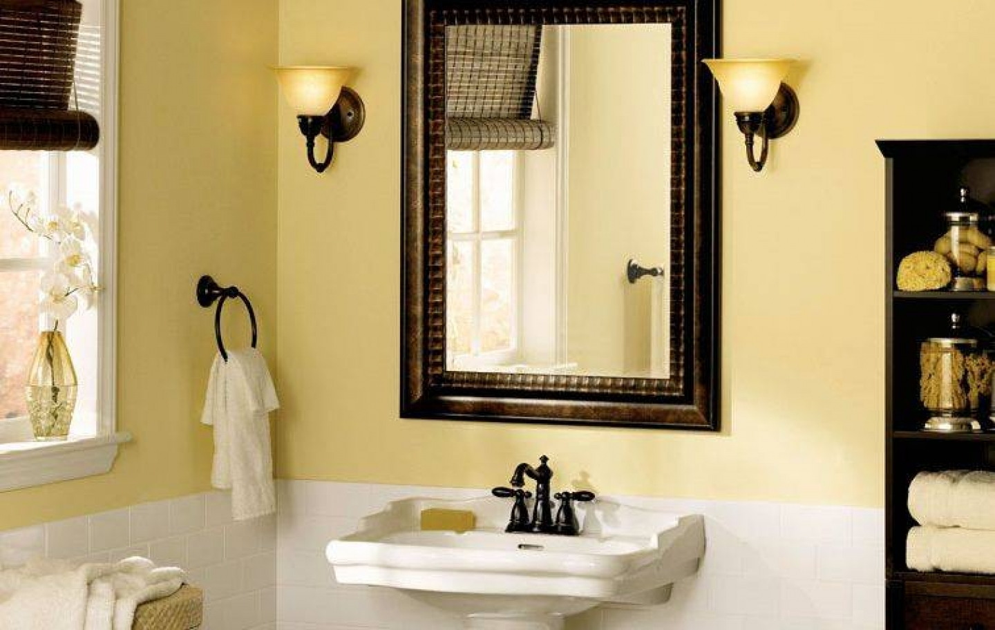 Framed Bathroom Mirrors Also Small Decorative Mirrors Also Frame With Mirror Also Framed Wall Mirrors Decorative Framed Bathroom Mirrors 2 Or 1 Inspiration Home Magazine