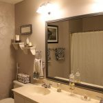 : Framed Bathroom Mirrors also wall mounted mirror also stick on mirror frame also large framed wall mirrors