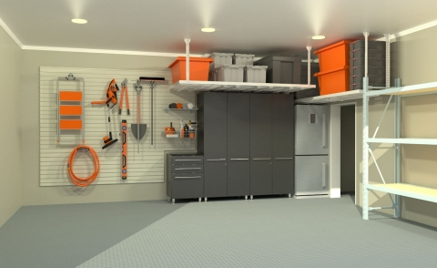 Garage storage solutions also garage tool storage also garage ceiling storage also garage shelving ideas