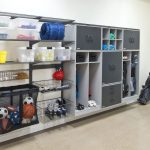 : Garage storage solutions also garage wall shelving also garage wall cabinets also garage wall organizer