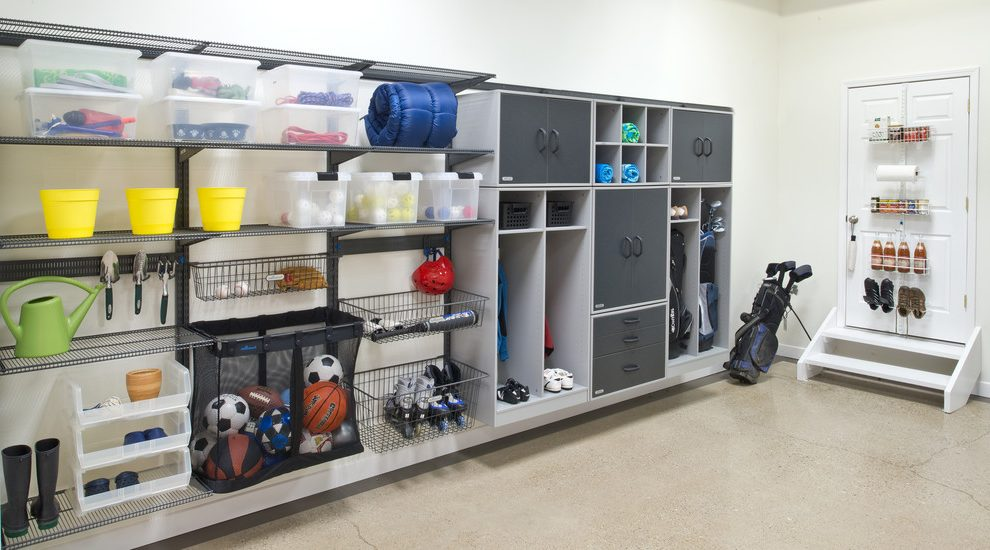 Garage storage solutions also garage wall shelving also garage wall cabinets also garage wall organizer