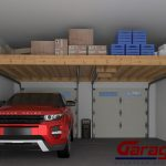 : Garage storage solutions also wood garage cabinets also garage loft storage also garage storage design