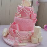 : Girl baby shower cakes be equipped baby cake decorations for a baby shower be equipped baby cake designs for baby shower