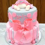 : Girl baby shower cakes be equipped baby cupcake decorations be equipped unisex baby shower cupcakes