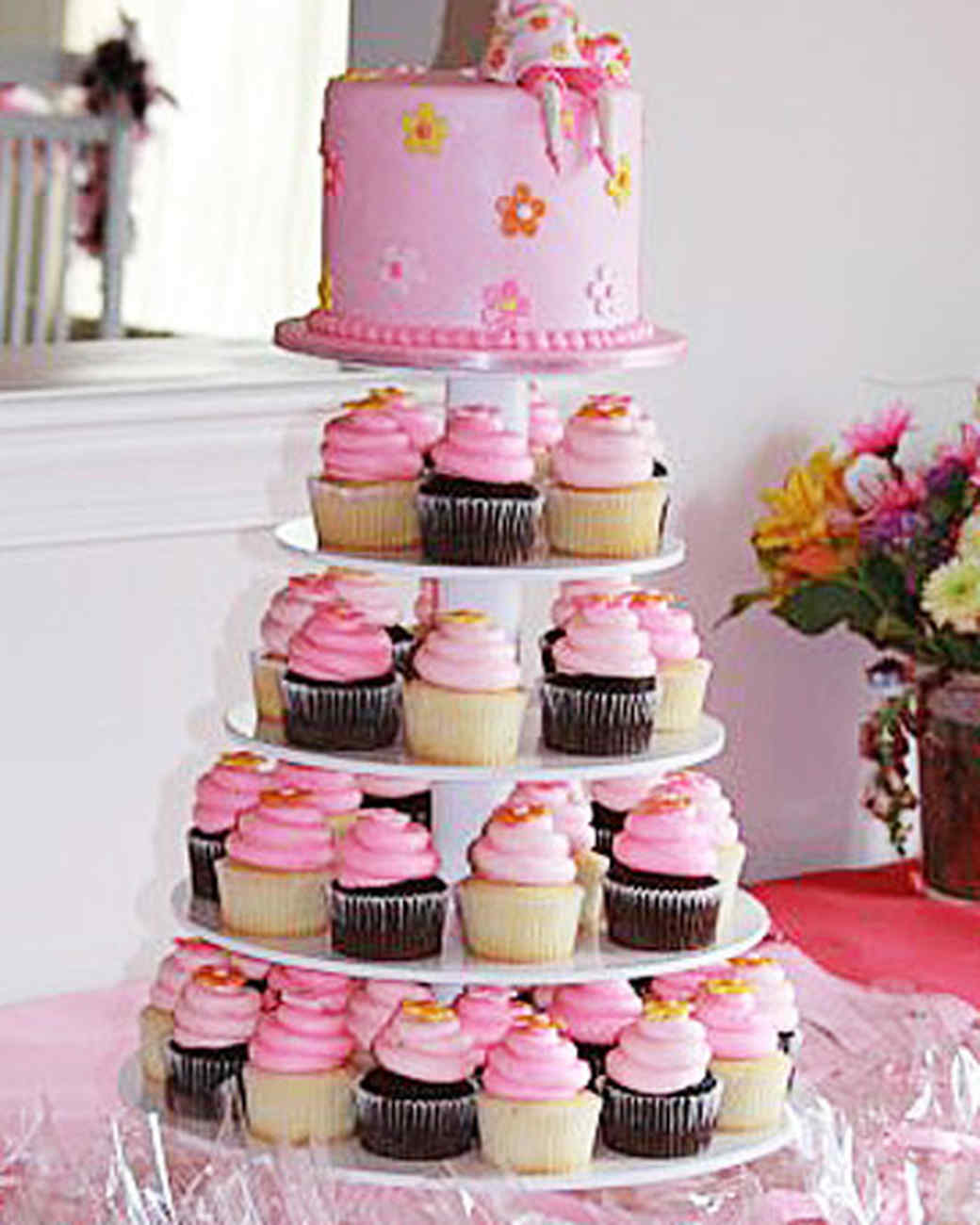Girl baby shower cakes be equipped baby shower cupcake decorating ideas be equipped baby shower baby cake