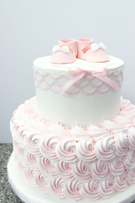 Girl baby shower cakes be equipped birthday cake for girls be equipped baby shower fondant cake