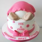 : Girl baby shower cakes be equipped cake designs for baby girl be equipped creative baby shower cakes be equipped baby girl baby shower cake ideas