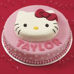 Hello Kitty Birthday Cakes Design Inspirations